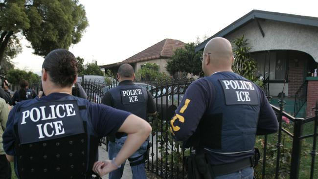 What should I do if an ICE (Immigration and Customs Enforcement ...